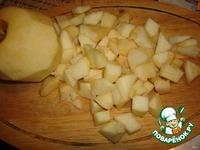 Вишнево-яблочный штрудель ингредиенты