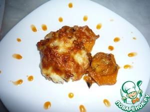 Рецепт Мусака (Мусакка) с картофелем и баклажанами