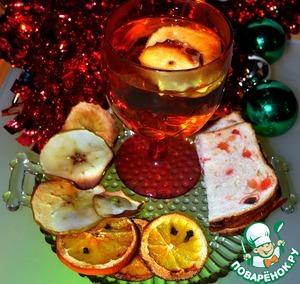 Рецепт Чай с фруктовыми чипсами