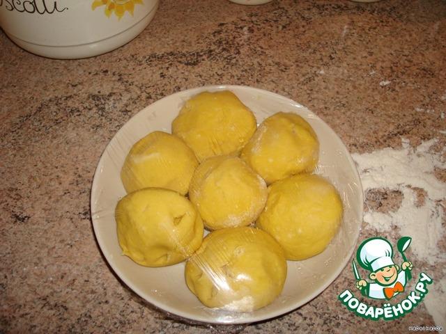 Безе из желтков рецепт