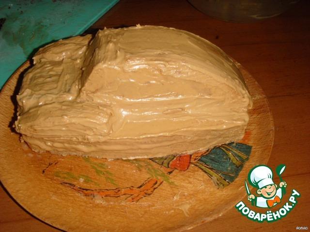 Крем из какао для торта рецепт с пошагово в домашних условиях
