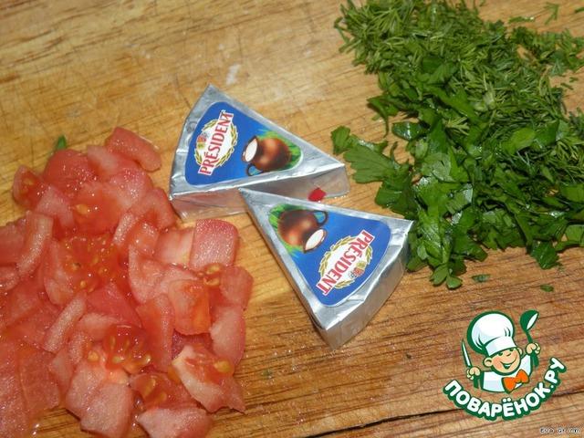 суп из брокколи и плавленного сыра рецепт с фото