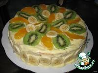"""Торт """"Вероника"""" - кулинарный рецепт"""