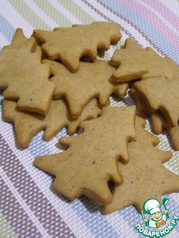 Имбирное печенье поваренок ру