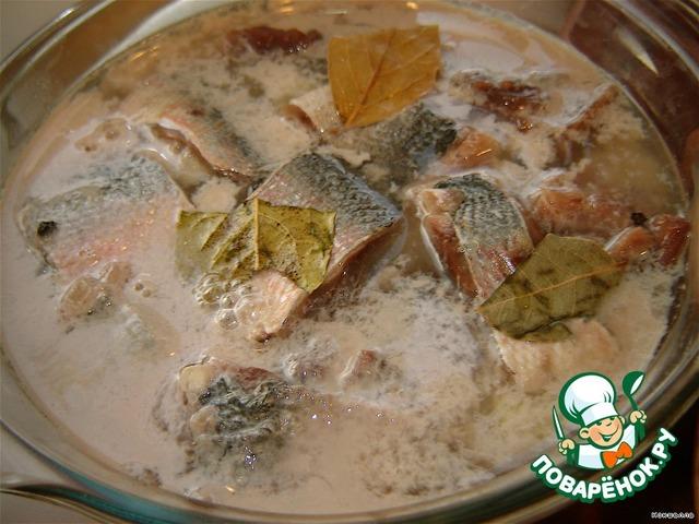 селедка в горчичном соусе рецепт с фото