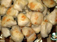 Свиной карбонад из куриного филе ингредиенты