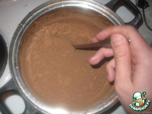 Фото рецепт как пригот овить вишню для пьянного торта