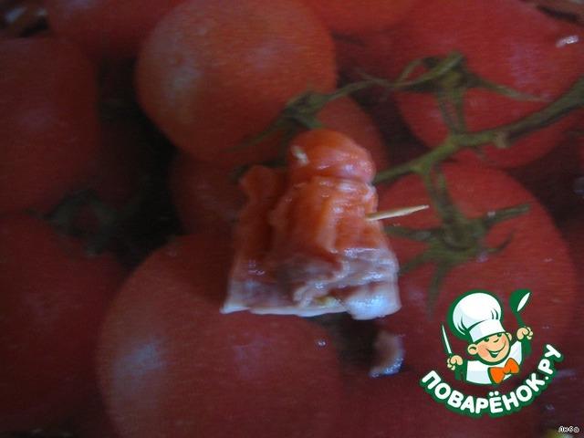 Как готовить Рулетики из семги с сыром простой рецепт приготовления с фото пошагово #3