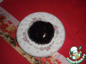 Рецепт Булочки с шоколадной глазурью