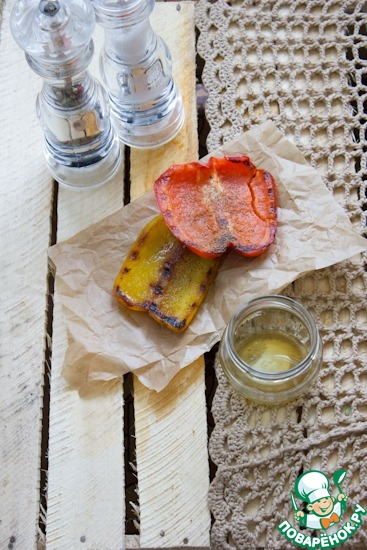 Рецепт салата с сыром моцарелла