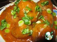 Фрикадельки в томатном соусе ингредиенты