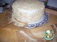 """Торт """"Сметанник"""" ингредиенты"""