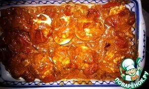Рецепт Яйца по-кубински ( cojones )