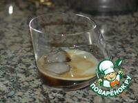 Кофейный ликер - Licor de cafe ингредиенты