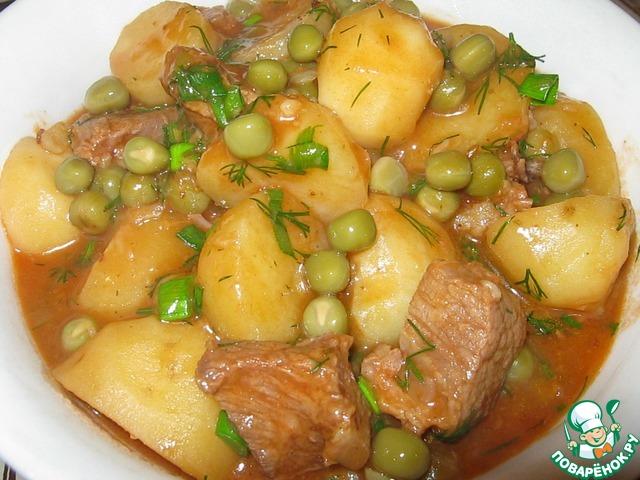 Вкусная вермишель  кулинарный рецепт