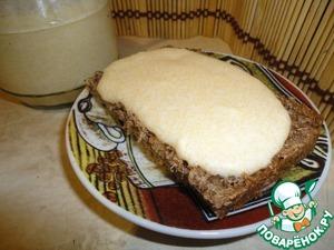 Рецепт Икра мойвы в сливочно-сырном соусе