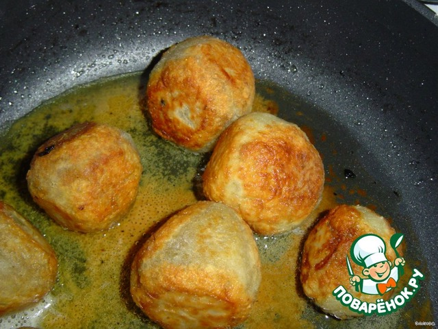рецепт приготовления колдунов с мясом и капустой