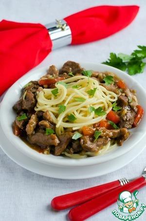 Рецепт Свинина в китайском стиле