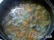 Готовим вкусный рецепт с фото Тушеная картошка с индейкой #3