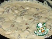 Грибной соус ингредиенты