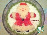 Варианты новогоднего оформления знаменитого салата ингредиенты