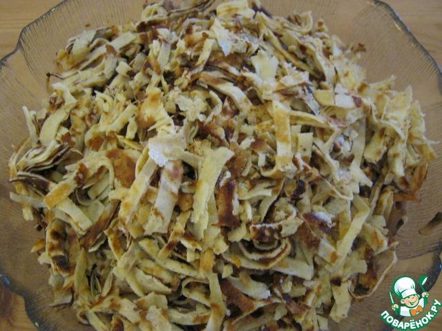Рецепт салата оля пошагово