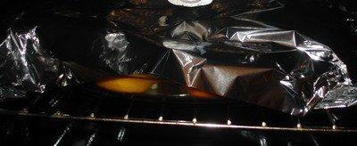 """Как готовить рецепт приготовления с фото Суфле """"Апельсины в снегу"""" #9"""