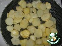 """Картошка с грибами """"Самая любимая"""" ингредиенты"""