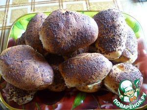 Рецепт Шоколадные булочки