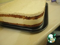 """Торт """"Крем-брюле"""" - кулинарный рецепт"""