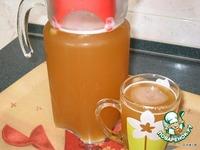 Домашний ржаной квас ингредиенты