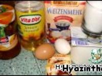 Булочки-рогалики ингредиенты