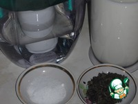 Калмыцкий чай ингредиенты
