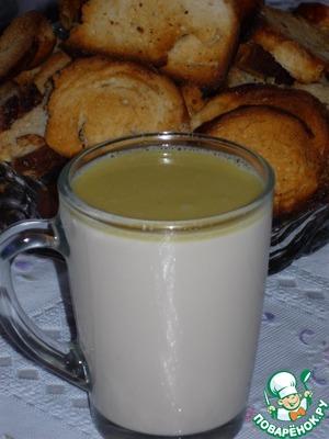 Рецепт Калмыцкий чай