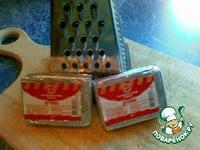 Паста сырная с ветчиной ингредиенты