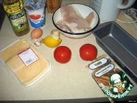 Рулетики из рыбного филе ингредиенты