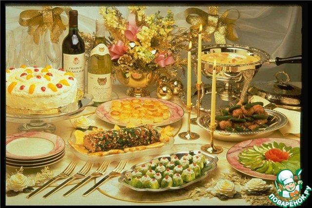 Казахское блюдо шурпа