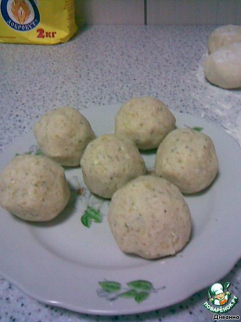 Рецепт приготовления лепешек
