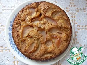 Рецепт Яблочная шарлотка в мультиварке