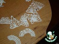 Изготовление украшений из айсинга ингредиенты