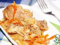 Курица с айвой ингредиенты