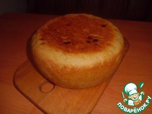 Рецепт Луковый хлеб в мультиварке