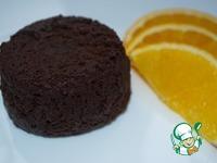Шоколадный мини-тортик ингредиенты