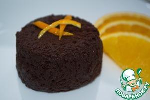 Рецепт Шоколадный мини-тортик