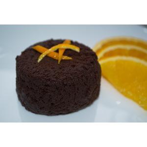 Шоколадный мини-тортик