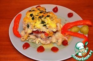 Рецепт Макароны, запеченные с мясом