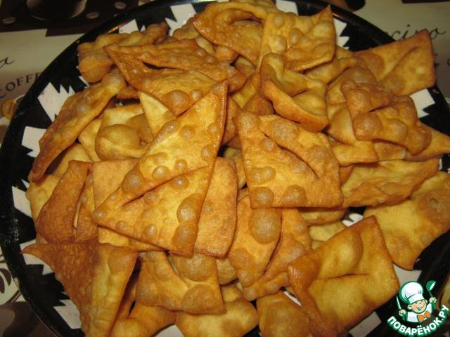 Татарская кухня рецепты выпечка урама