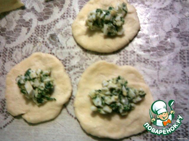 пирожки на кефире рецепты с фото
