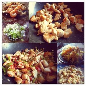 Рецепт Паэлья с курицей