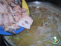 Рыбный суп из консервов ингредиенты